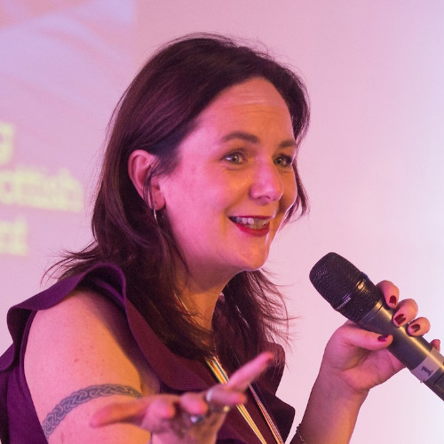 It's Time For Change – Claire O'Hara Programme Director